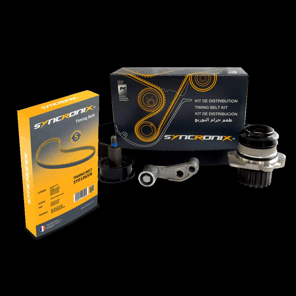 Syncronix kits de distribution